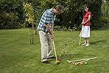Traditionelle Garten Spiele 96cm Krocket-Set