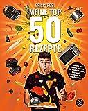 CrispyRobs Meine Top 50 Rezepte: Schnelle und einfache Gerichte für Sandwichmaker, Mikrowelle,...