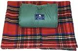 Royal Stewart Tartan / Schottenmuster Wasserdicht Picknickdecke