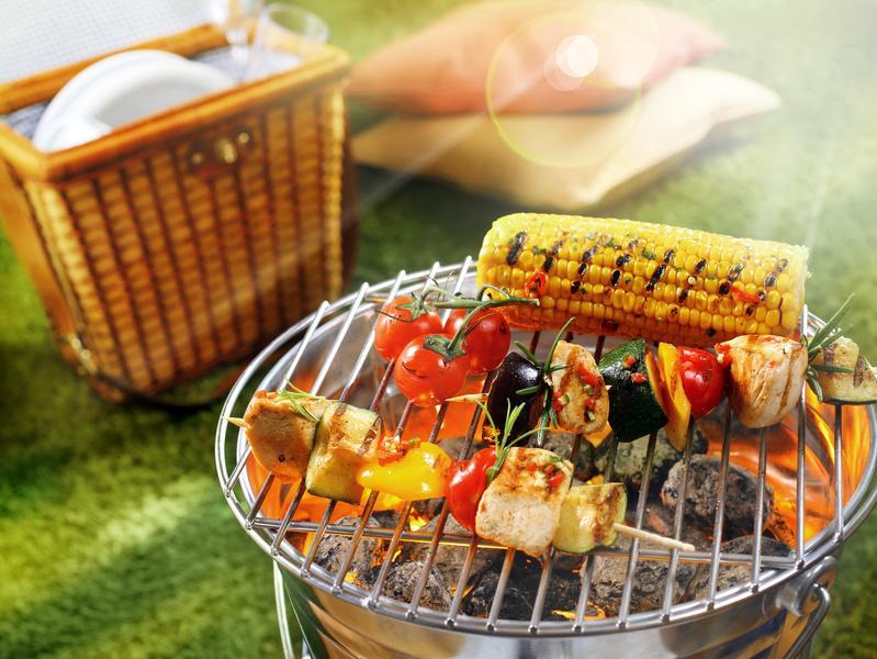 Picknickgrill online kaufen - Grills für ein Picknick
