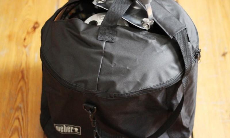 Weber Smokey Joe Test Erfahrung Tasche