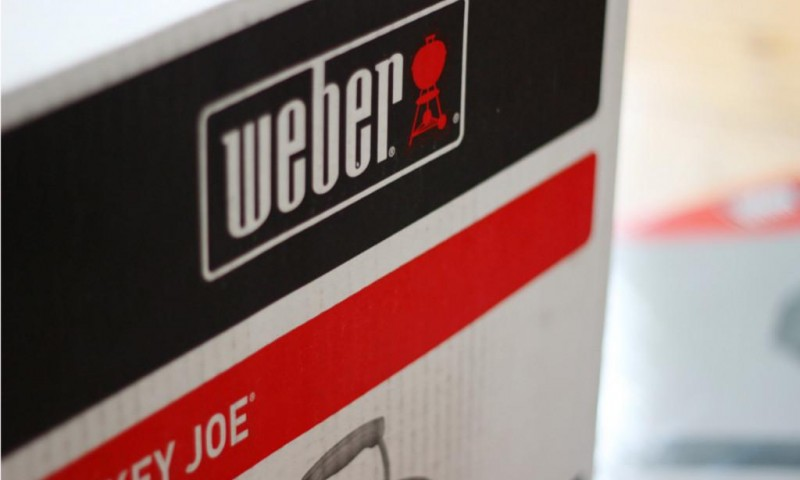 Weber Holzkohlegrill Smokey Joe Test : Weber grill go anywhere im weststyle test ▷ grill weststyle