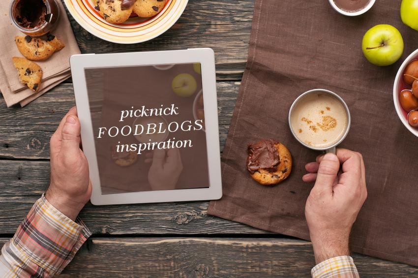 Foodblogs - Inspiration für dein nächstes Picknick