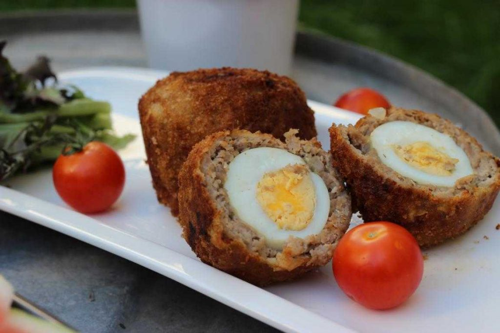 Scotch eggs - Schottische Eier