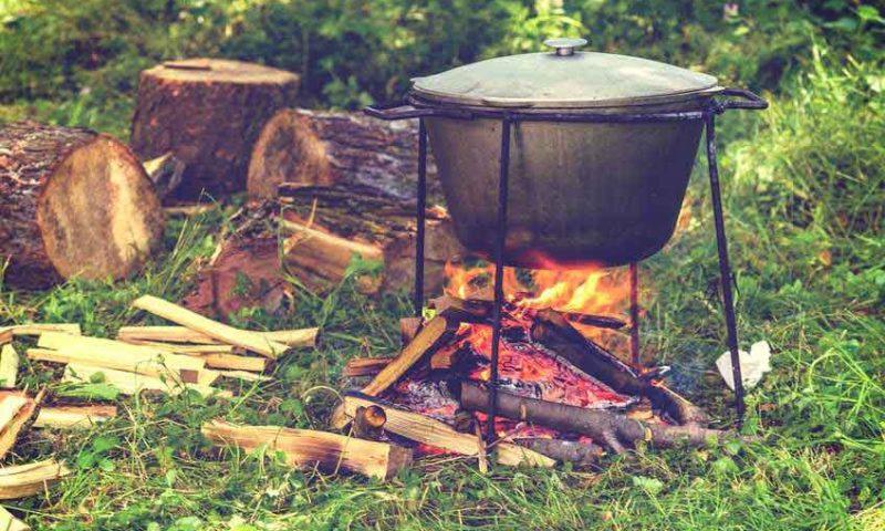 Kesselgulasch - Herbstliches Lagerfeuererlebnis
