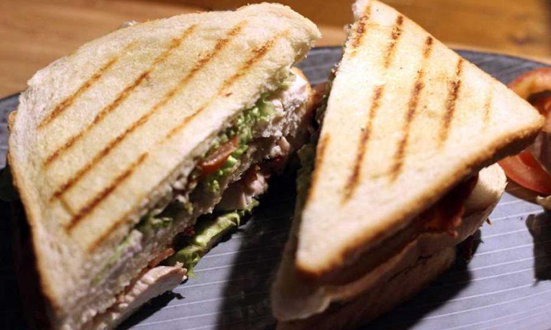 Das perfekte Club-Sandwich
