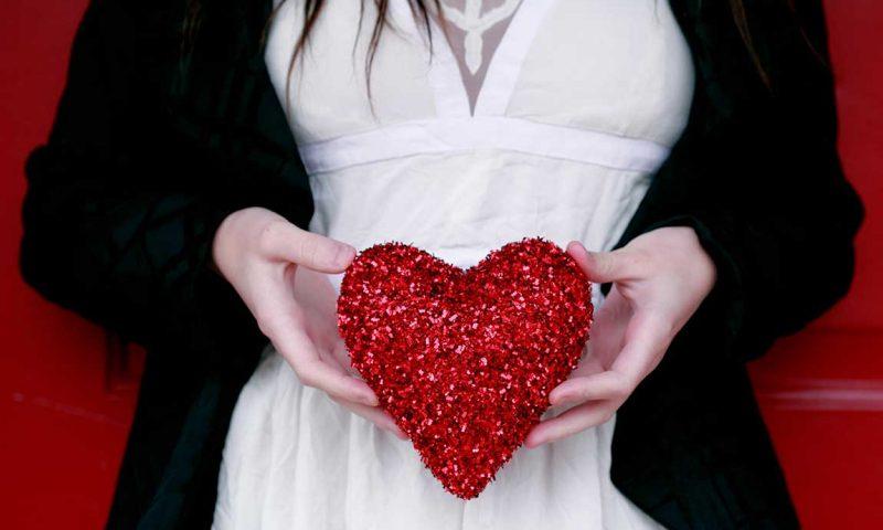 Valentinstag Picknick für verliebte