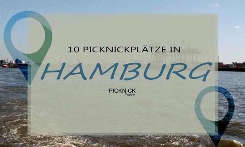 Picknickplätze in Hamburg - Picknickorte